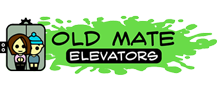 Old Mate Elevators Logo